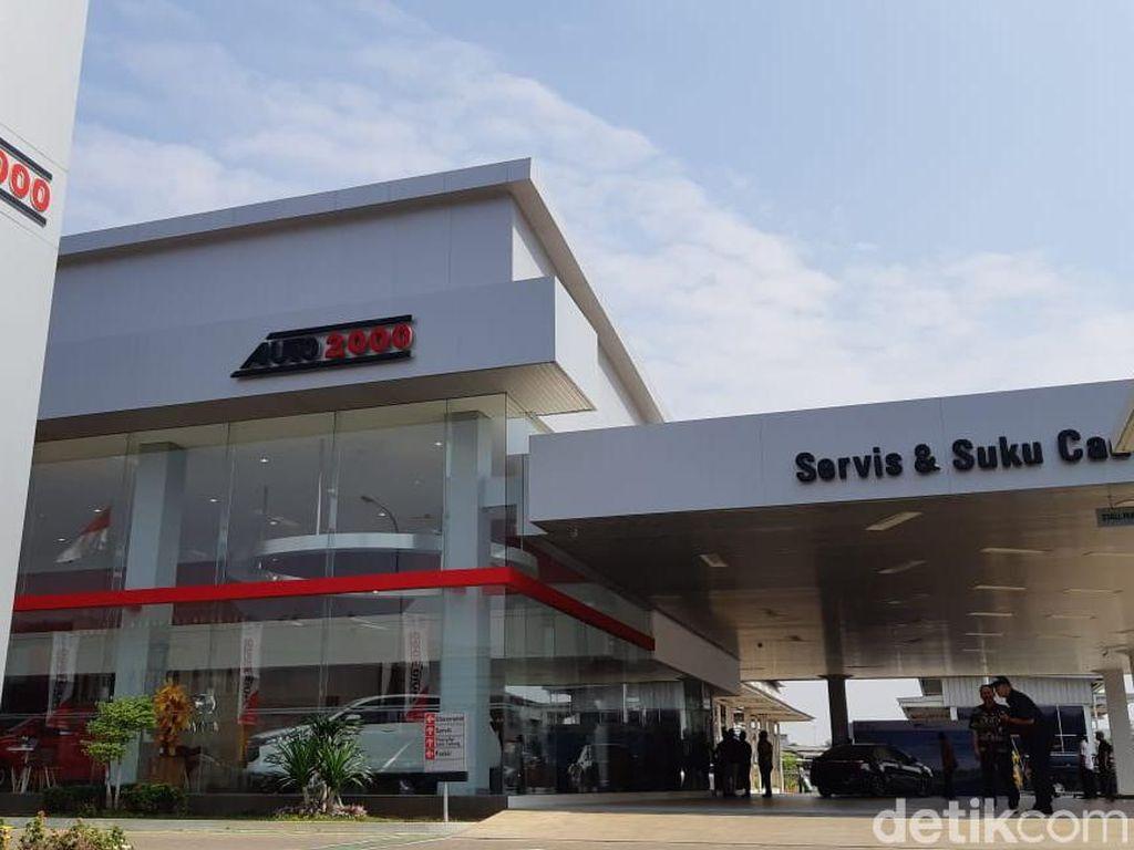 10 Ribu Unit Mobil Baru Toyota Sudah Beredar di Kabupaten Bekasi