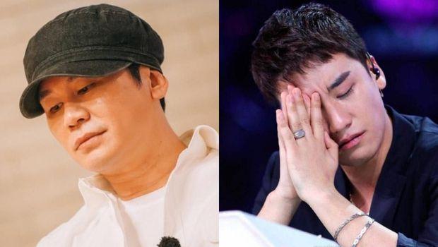 Yang Hyun Suk dan Seungri