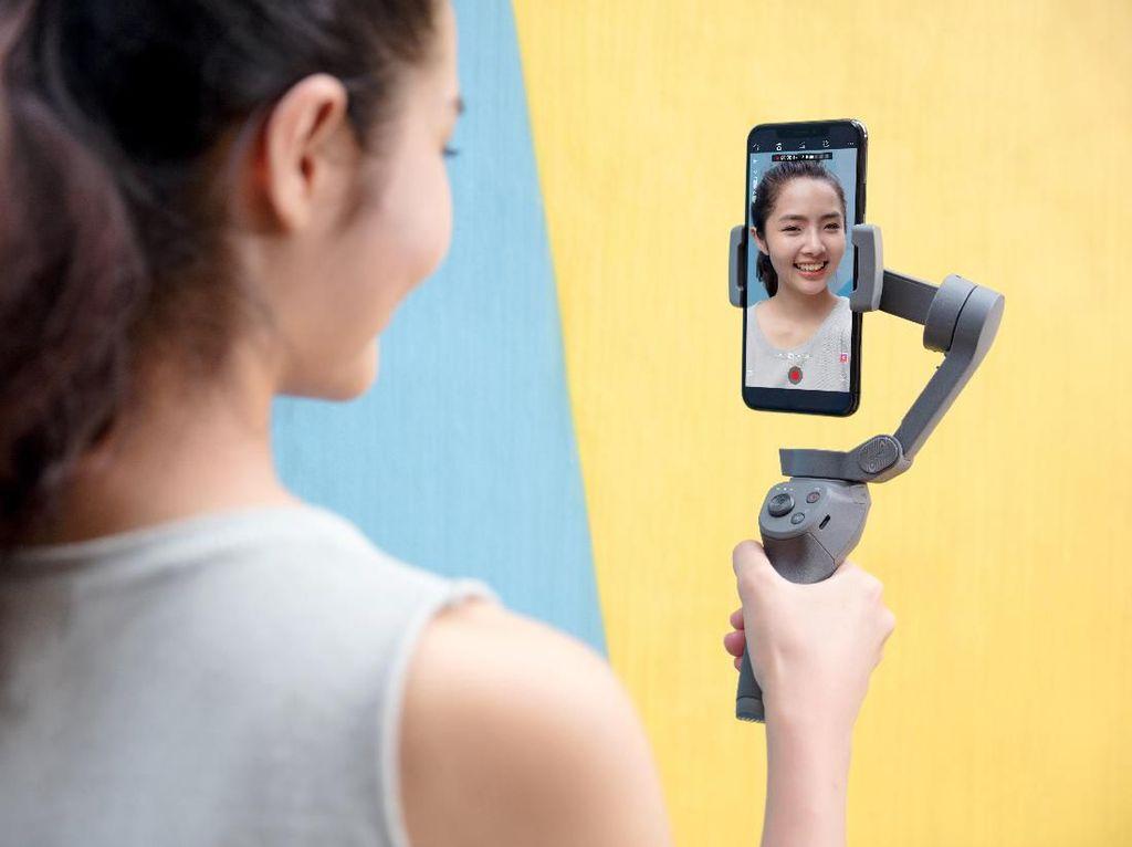 Luncurkan Seri Anyar, Ini Keunggulan DJI Osmo Mobile 3