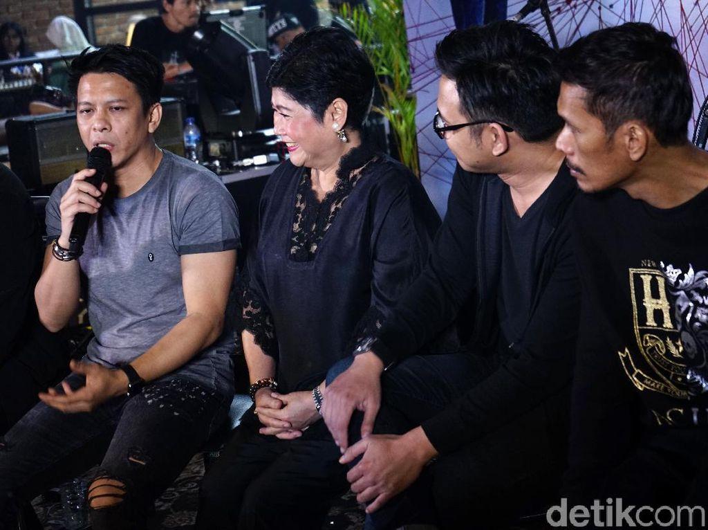 Project X Jadi Konser Perdana NOAH Tanpa Uki