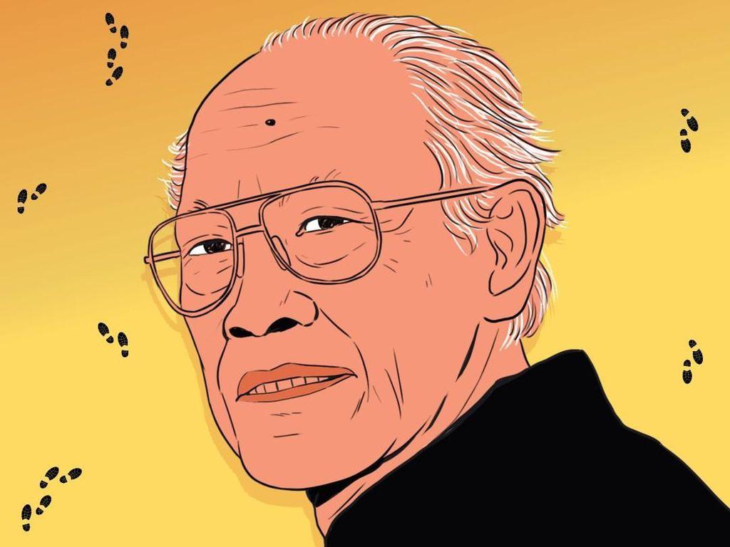 Ultah Pramoedya Ananta Toer Menggema, Mari Mengenang Lewat Kutipan Abadinya