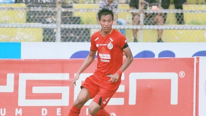 Syaiful Indra Cahya tinggalkan Semen Padang FC. (Foto: Instagram @syaiful_indra_cahya)