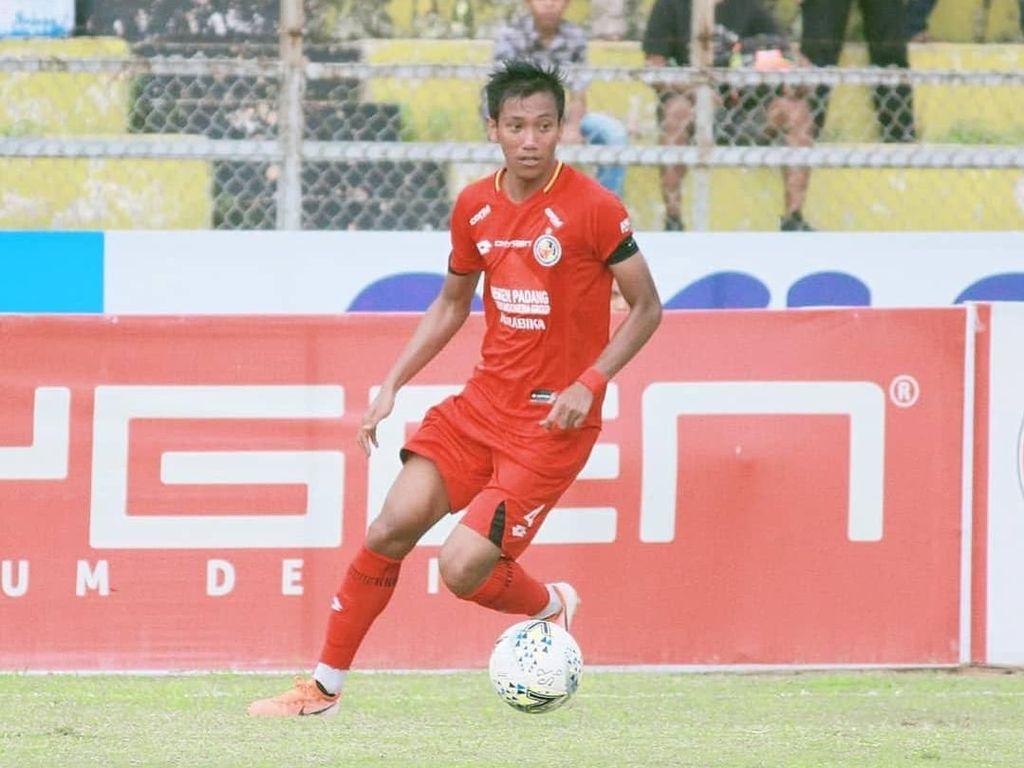Demi Dekat Keluarga, Syaiful Indra Cahya Pamit dari Semen Padang FC