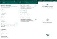 Pengguna WhatsApp di Android Bisa Jajal Fitur Sidik Jari