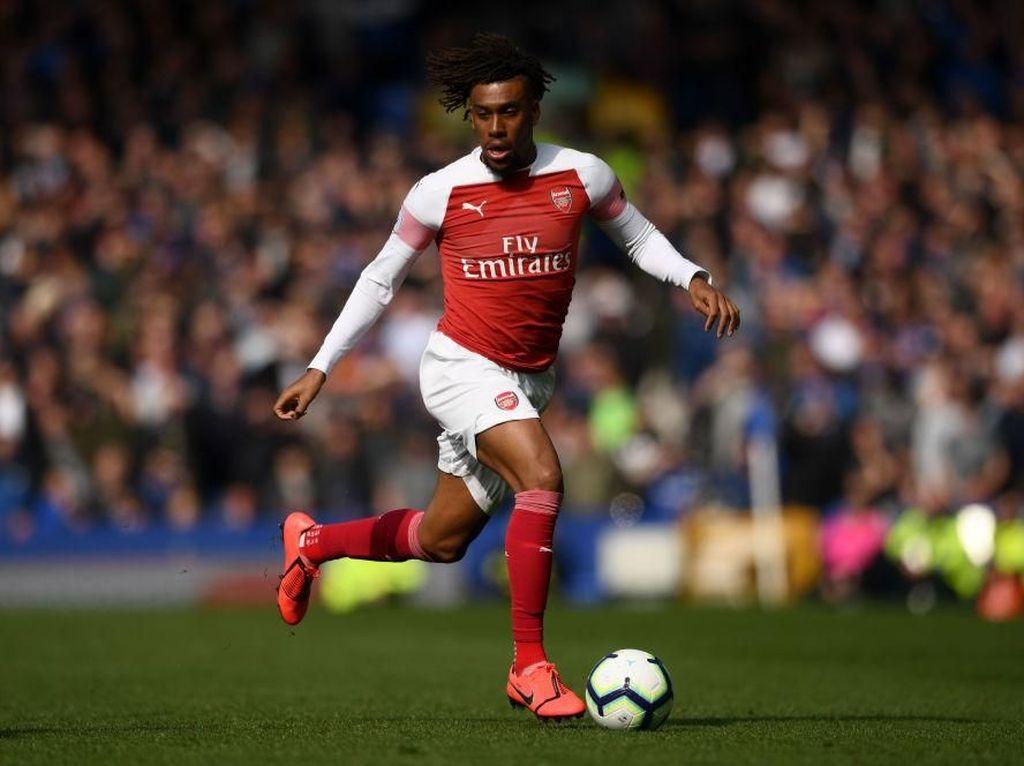 Tak Ingin Terus Dicap Youngster, Iwobi Pilih Tinggalkan Arsenal