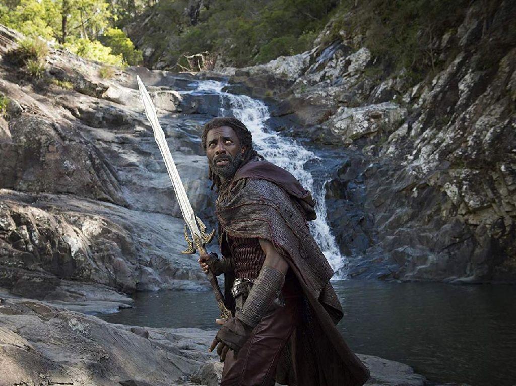 Idris Elba Ingin Heimdall Hidup Lagi