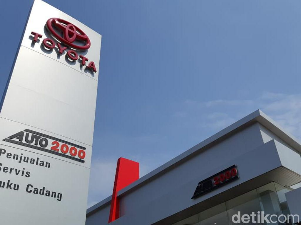 Cara Bengkel Toyota Sambut New Normal