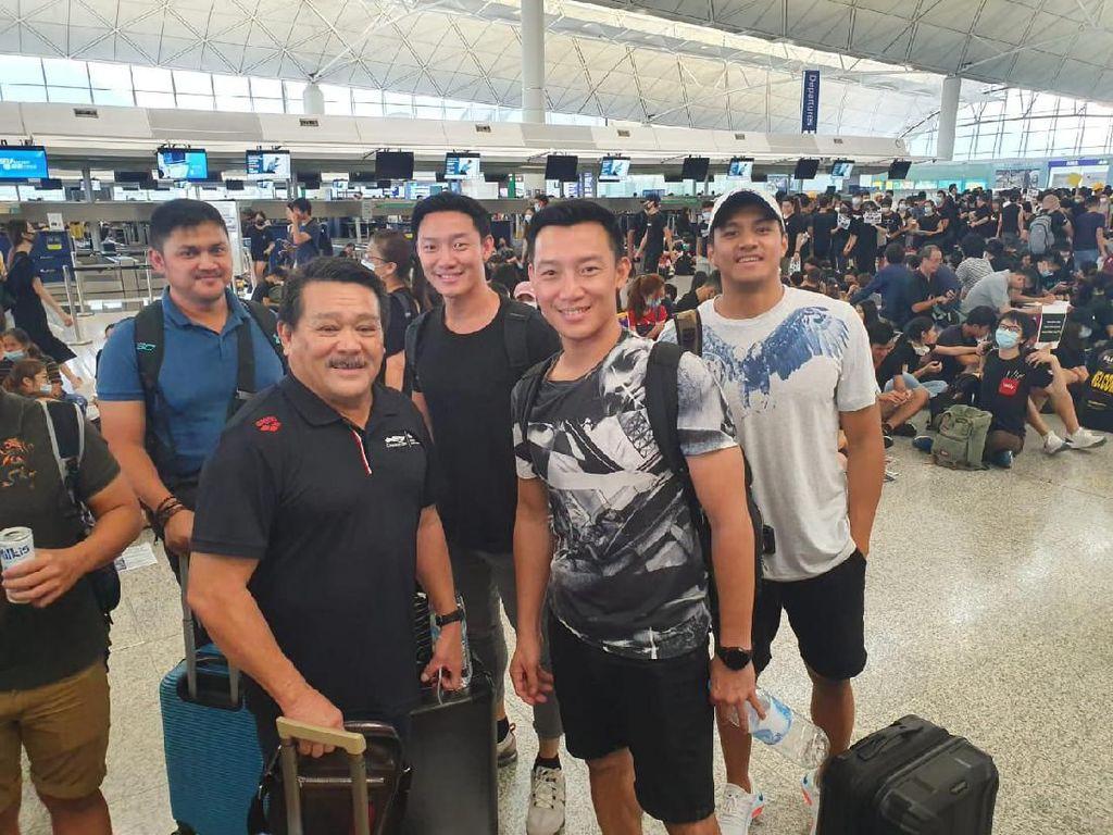 Sempat Terjebak di Hong Kong, Tim Renang PON DKI Jakarta Akhirnya Pulang