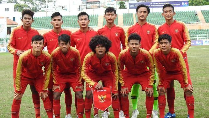 Indonesia bermain imbang 1-1 lawan Myanmar di Piala AFF U-18. (Foto: dok. PSSI)