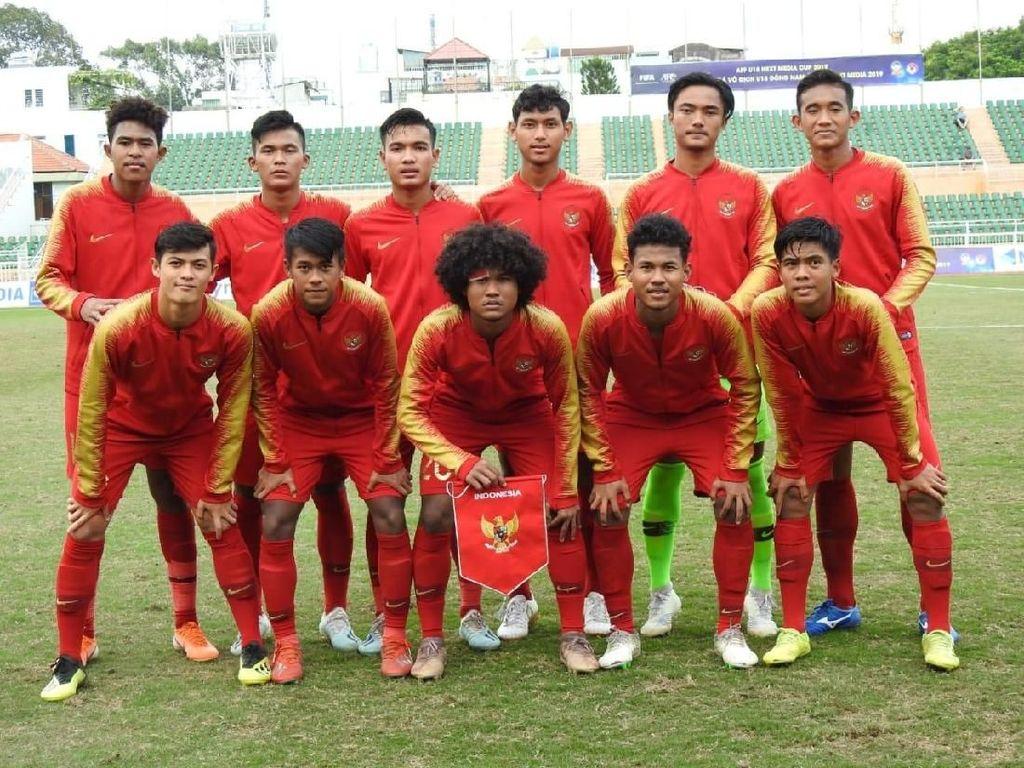 Jadwal Timnas Indonesia di Piala AFF U-18 Hari Ini
