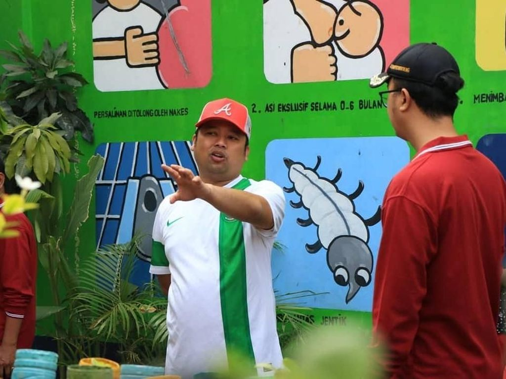 Perbanyak RTH, Pemkot Tangerang Ingin Kunjungan Wisatawan Meningkat