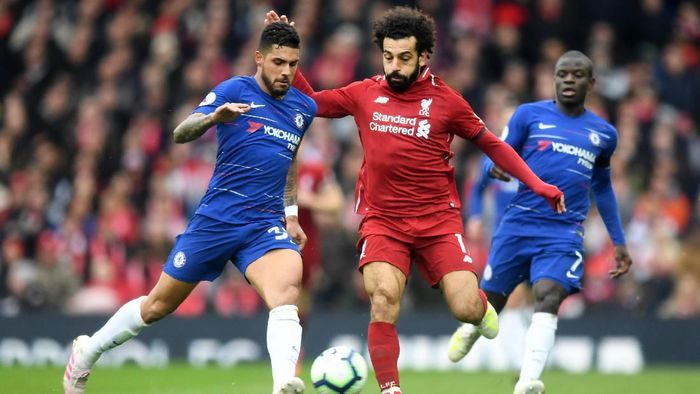 Liverpool vs Chelsea akan memperebutkan trofi Piala Super Eropa (Foto: Michael Regan/Getty Images)