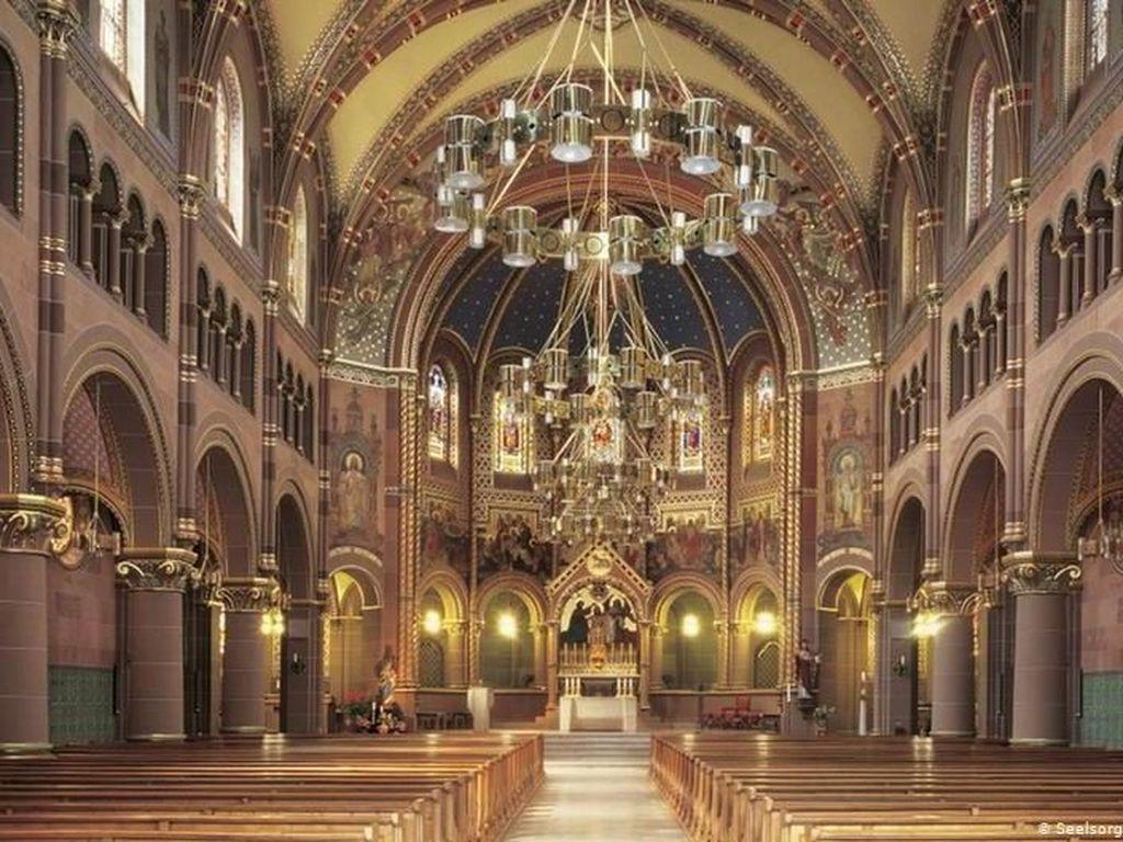 Gereja Katolik dan Protestan di Jerman Kehilangan 430 Ribu Anggota