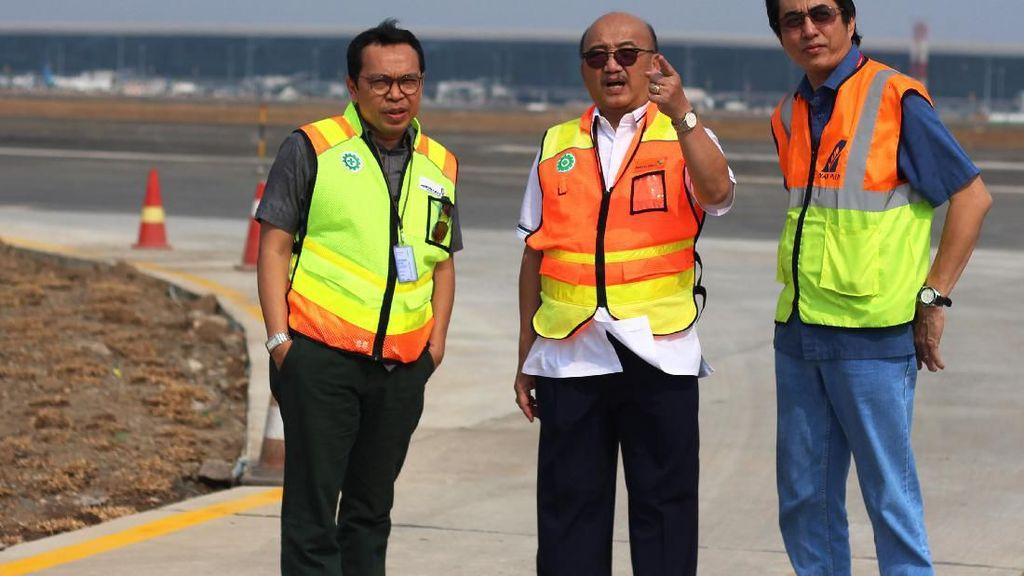Runway 3 Soekarno Hatta Siap Digunakan