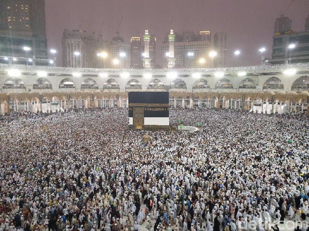 Alhamdulilah... Rangkaian Puncak Haji Selesai