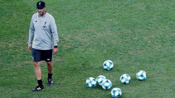Soal prioritas juara Liverpool, Juergen Klopp tak pilih-pilih (Foto: Murad Sezer/Reuters)