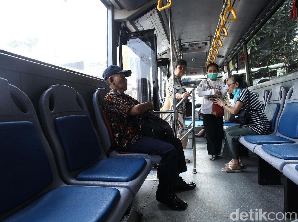 BBN Jakarta Naik, Dorong Orang ke Transportasi Umum?