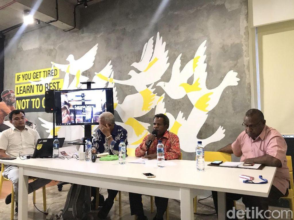 Tim Kemanusiaan Sebut 182 Warga Tewas di Nduga, TNI Anggap Propaganda