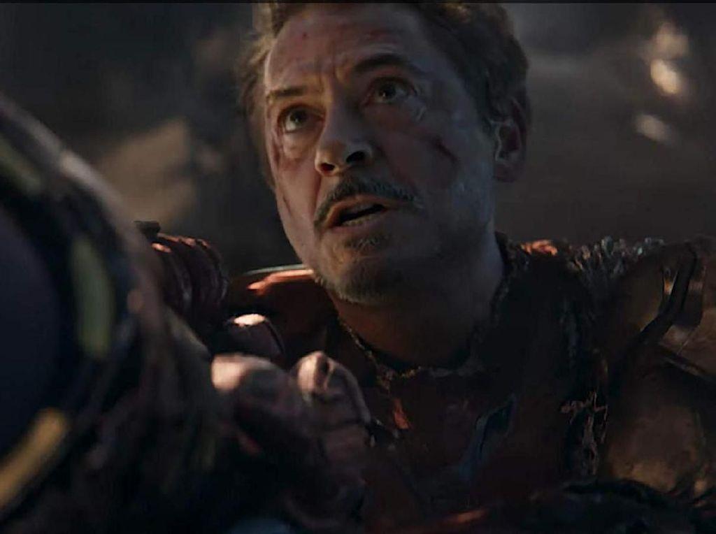 Kecanduan Alkohol dan Narkoba, Robert Downey Jr Awalnya Bukan Iron Man