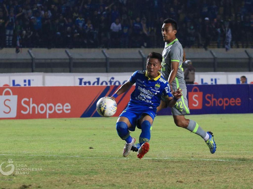 Persib Bandung Vs Borneo FC Berakhir 2-2