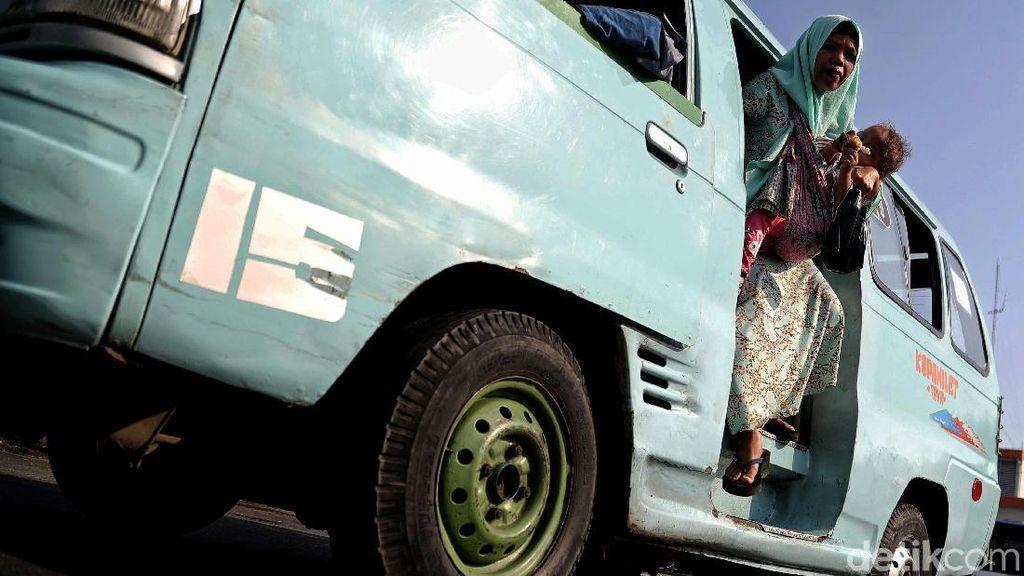 Dishub DKI Siap Fasilitasi Peremajaan Angkot
