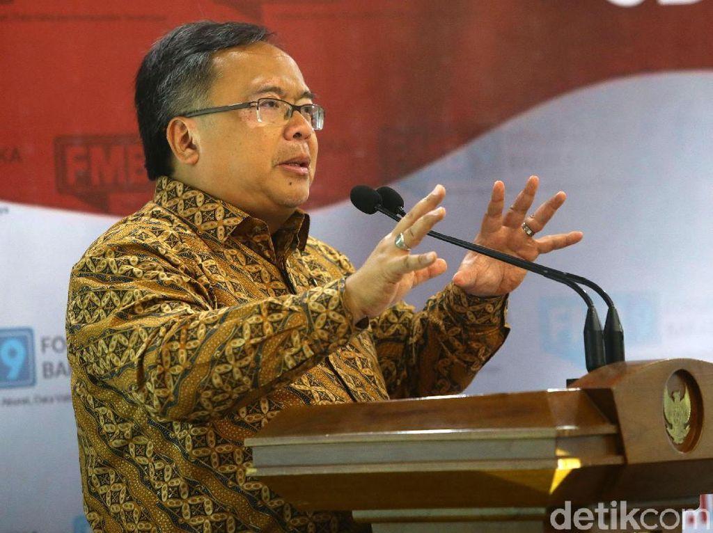 Desain Ibu Kota Baru Sudah Diserahkan ke Jokowi