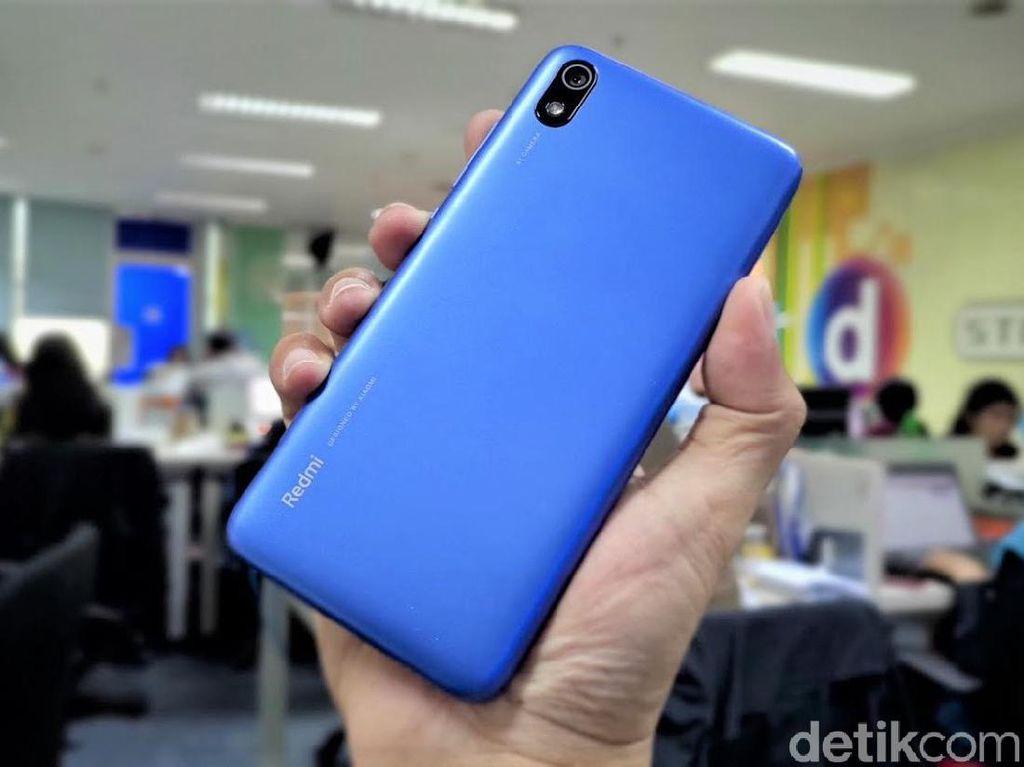Unboxing Redmi 7A, Ponsel Anyar Xiaomi Harga Rp 1 Jutaan