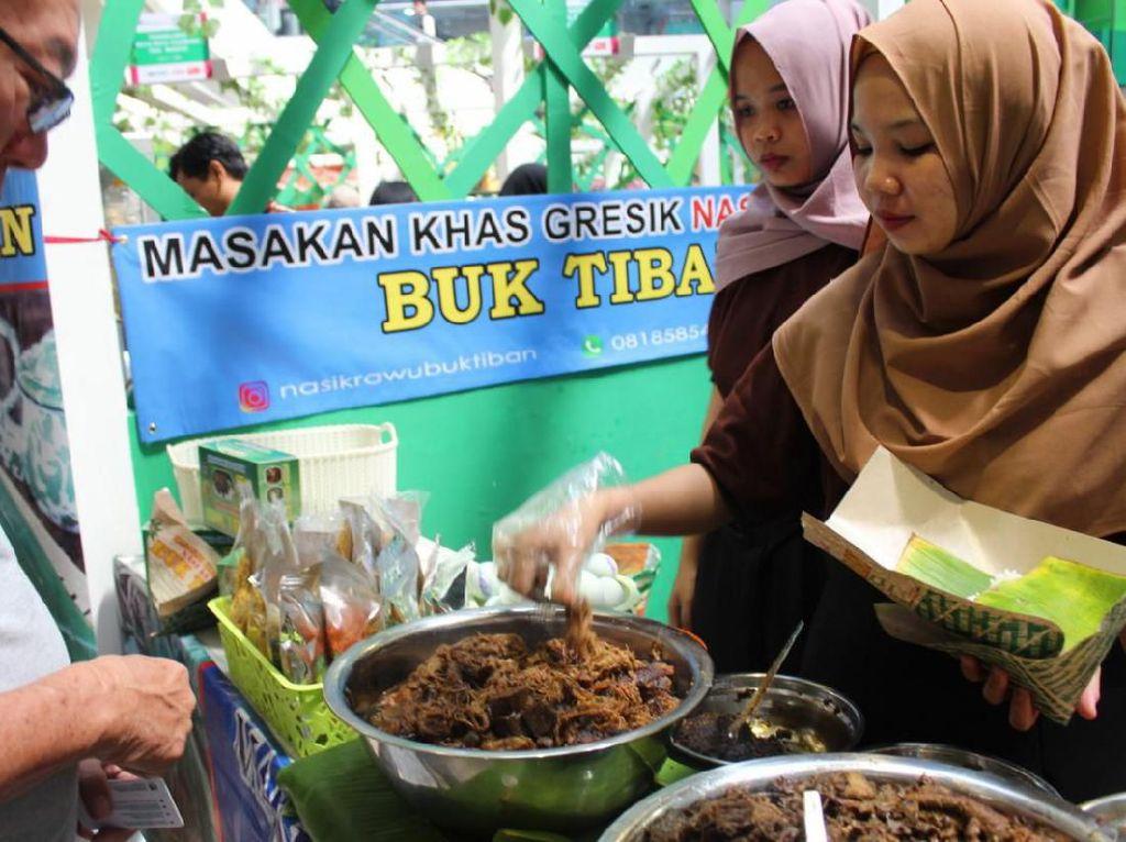 Penjaja Kuliner Legendaris Kini Berani Tampil Berpromosi