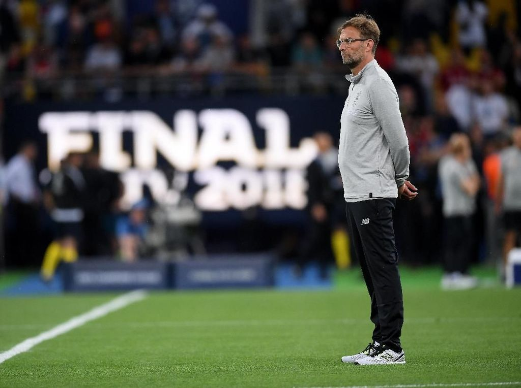 Kisah Klopp dan Boxer CR7 di Final Liga Champions 2018