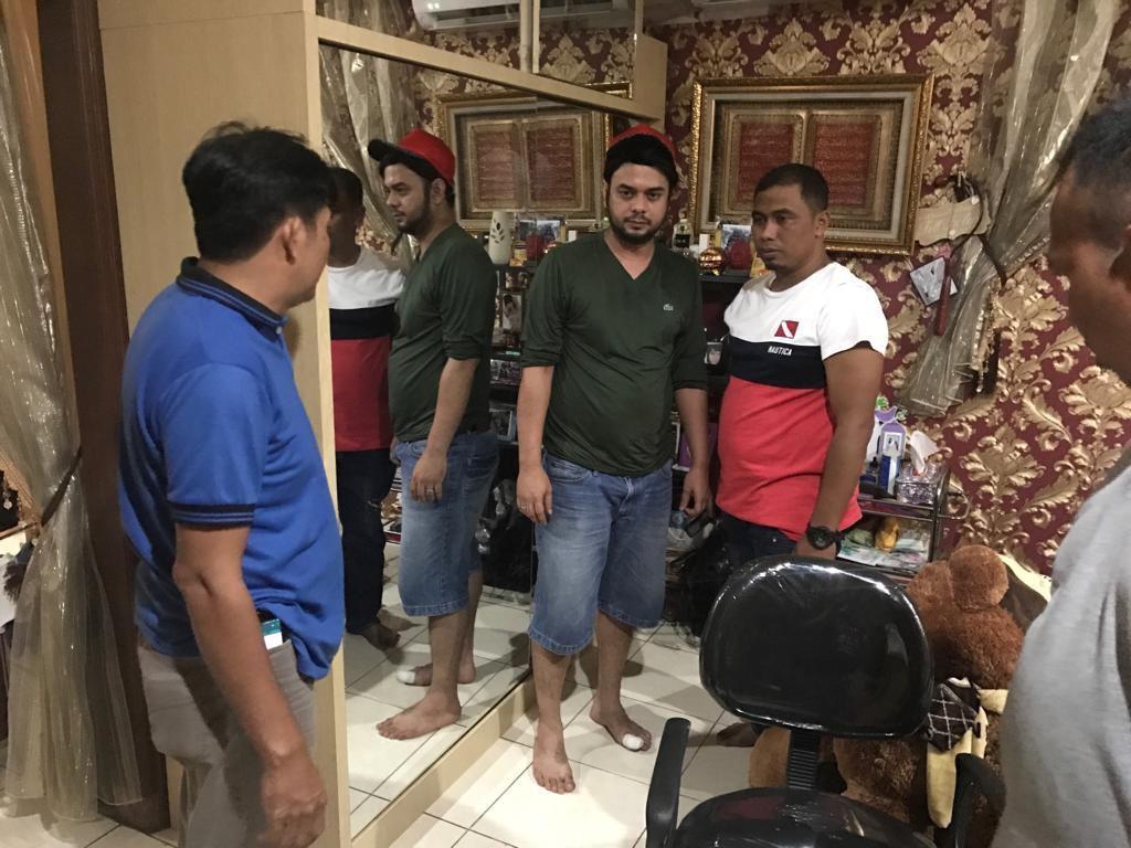 Polisi Tangkap Rio Reifan Bersama 2 Rekannya Terkait Narkotika