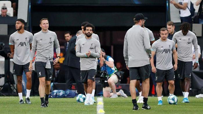 Liverpool lebih diunggulkan ketimbang Chelsea di Piala Super Eropa (Foto: Kemal Aslan/Reuters)
