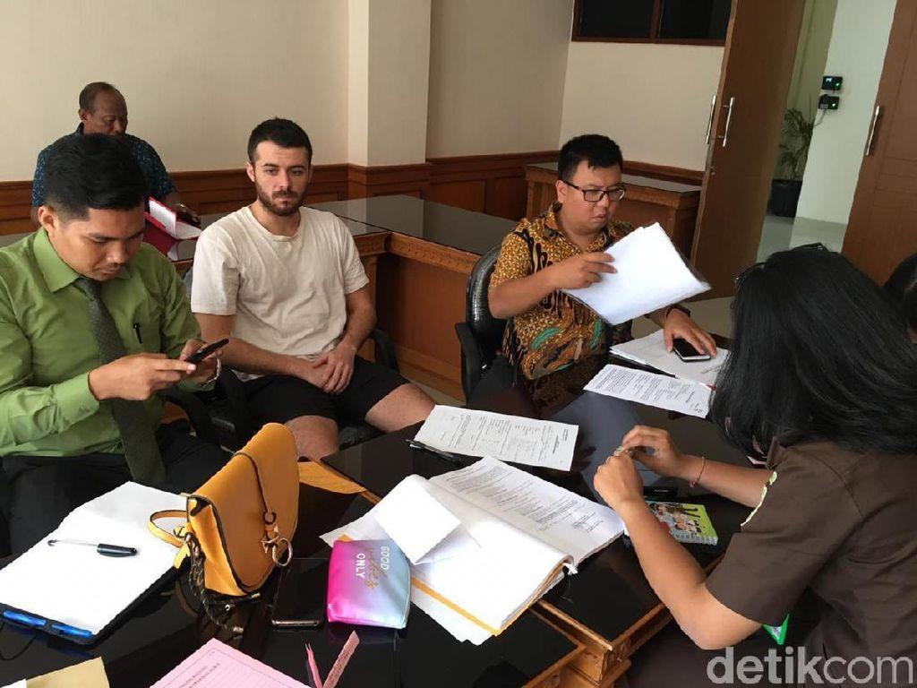 WN Australia Penjambret di Canggu Bali Ditahan di Lapas Kerobokan