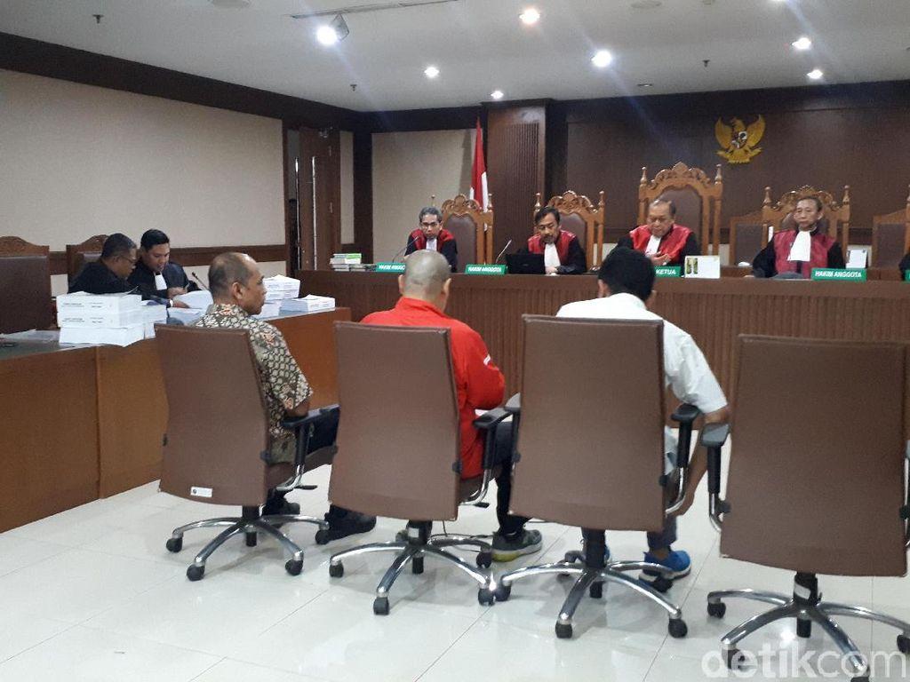 Suap Dana Hibah, Pejabat Kemenpora Dituntut 7 Tahun Bui