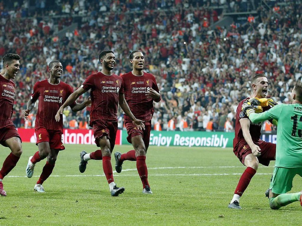 Istanbul Selalu Manis untuk Liverpool