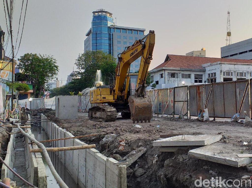 Proyek Alun-alun Suroboyo Mulai Dikerjakan Akhir Agustus