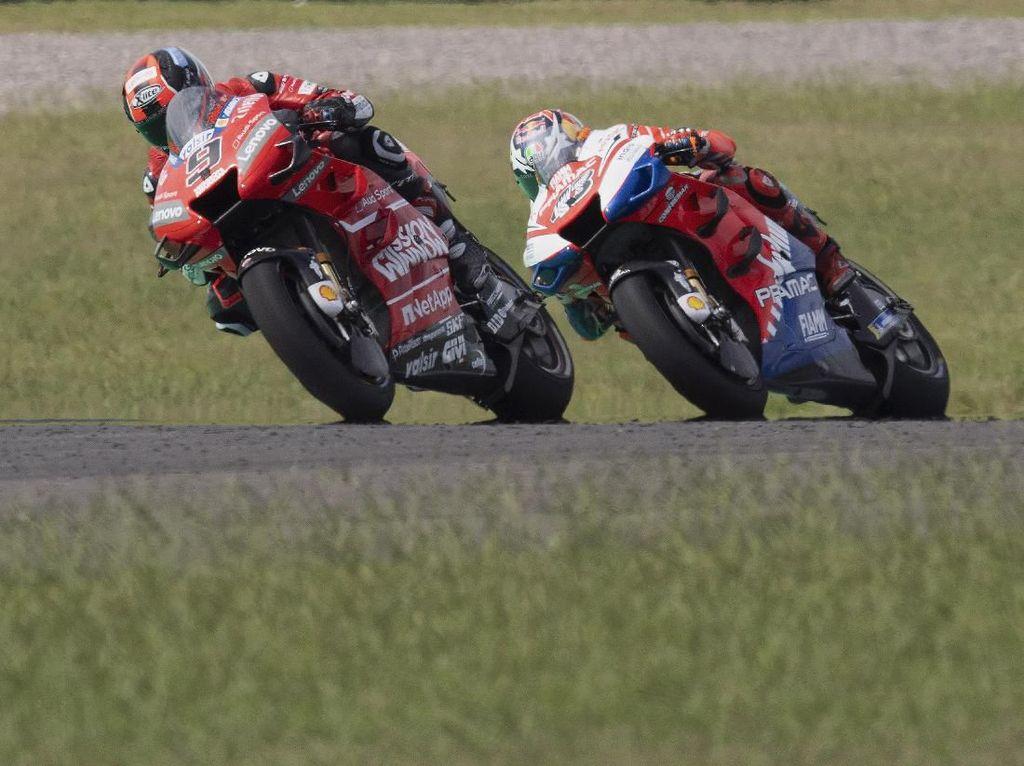 Ducati Akan Turunkan Empat Motor Pabrikan di MotoGP 2020