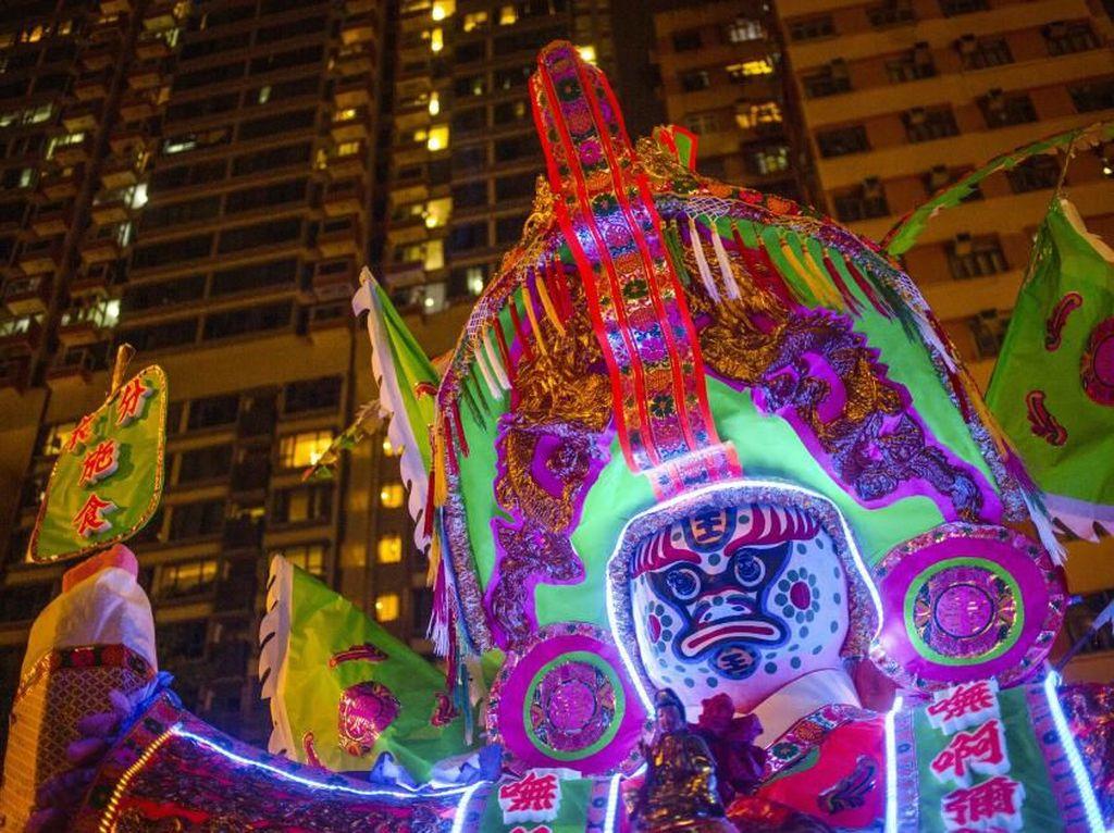 Hungry Ghost Festival Makanan Untuk Orang yang Sudah Meninggal