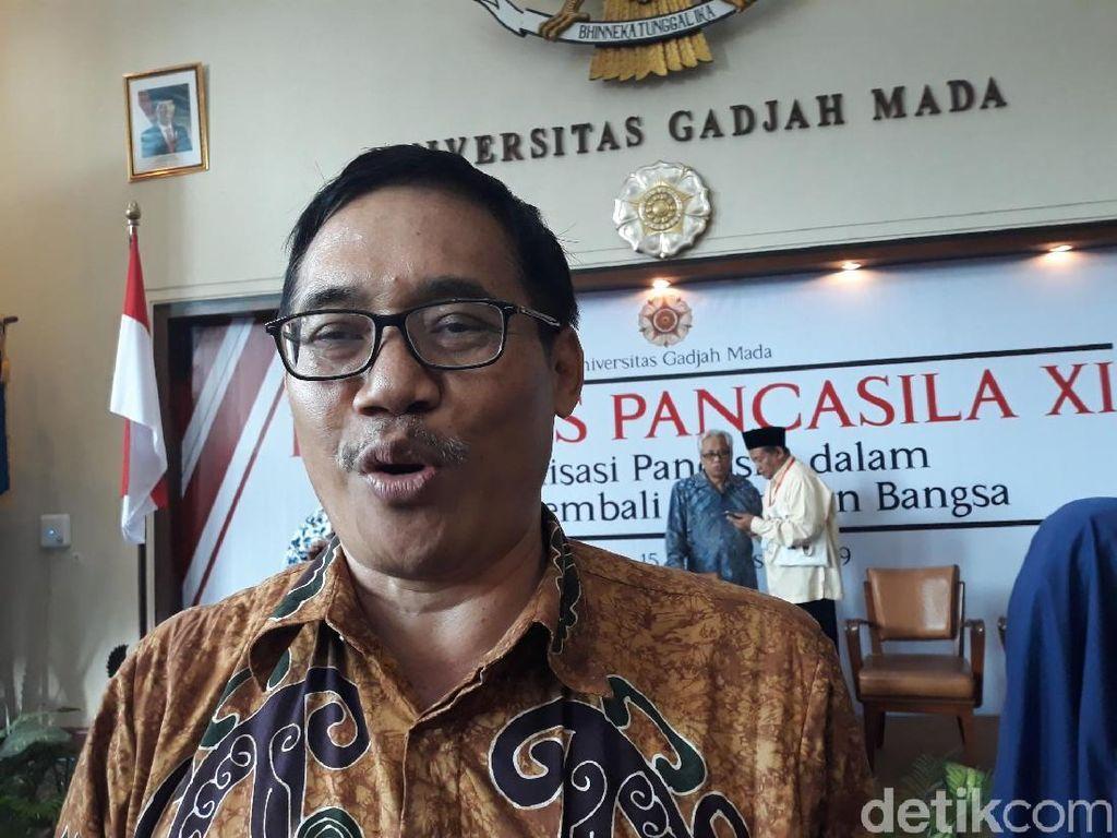 BPIP: Kurikulum Pancasila Sudah Ada di Kampus-kampus, Tapi...