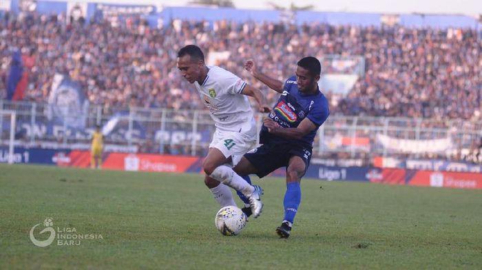Persebaya Surabaya dilumat Arema FC. (Foto: dok. Liga Indonesia)