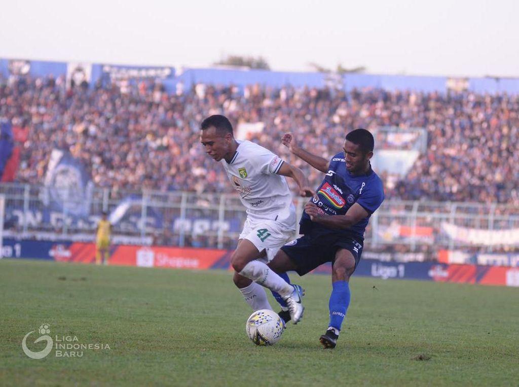 Persebaya Dihajar Arema FC, Bejo: Saya yang Tanggung Jawab