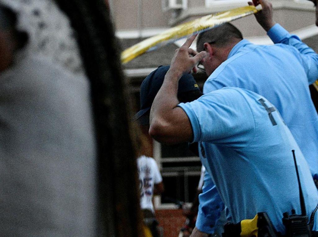 2 Polisi Disandera dalam Penembakan di Philadelphia