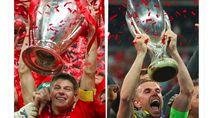Keajaiban Liverpool di Istanbul Kembali Dikenang Netizen