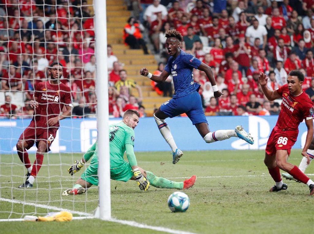 7 Statistik Menarik Usai Liverpool Kalahkan Chelsea di Piala Super Eropa