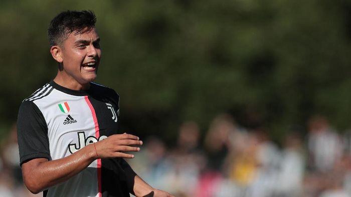 Juventus akui ada peminat Paulo Dybala. (Foto: Emilio Andreoli/Getty Images)