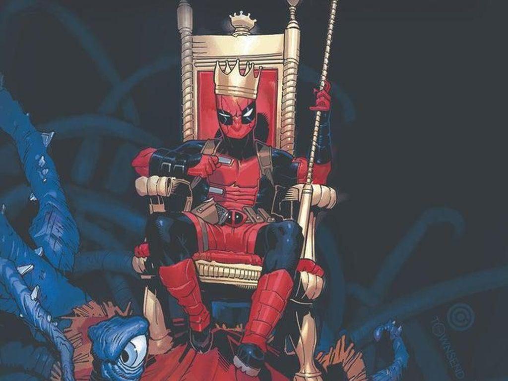 Marvel Comics Kenalkan Deadpool Versi Terbaru