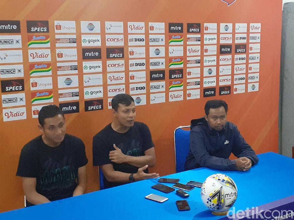 Arema FC vs Persebaya: Bajul Ijo Bungkam soal Strategi
