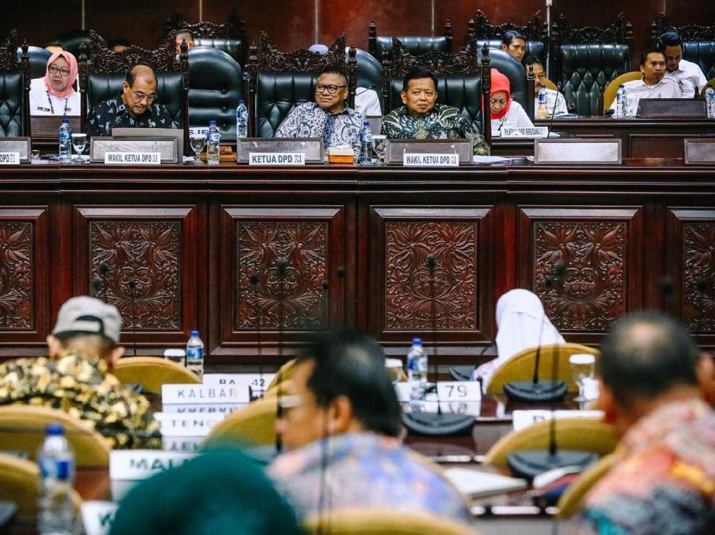 Di Penghujung Jabatan, DPD RI Komitmen Perjuangkan Aspirasi Daerah