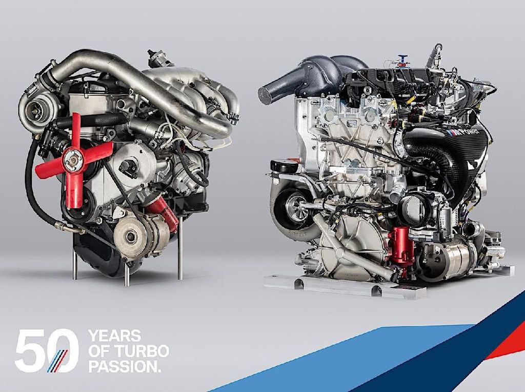 Mesin-mesin BMW Turbo Terbaik yang Pernah Diperkenalkan