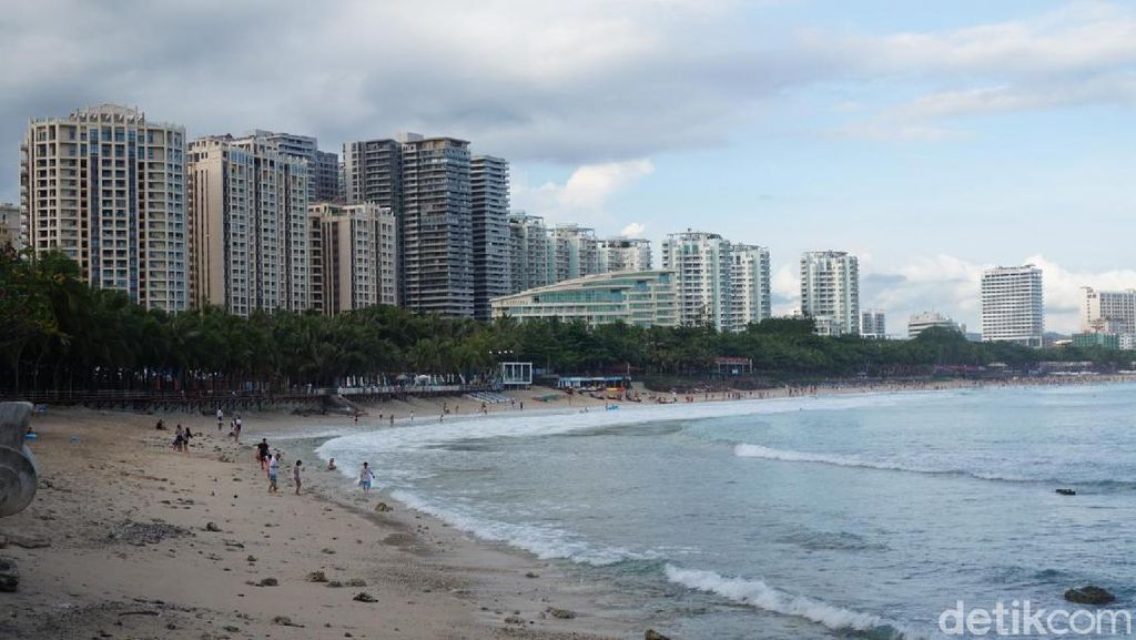 Foto: Jangan Lupa Kunjungi Pantai Cantik Ini di China