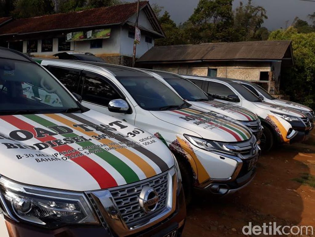 Wusss, 11 Mobil Digas 100 Km/Jam Pakai B30 di Suhu Rendah